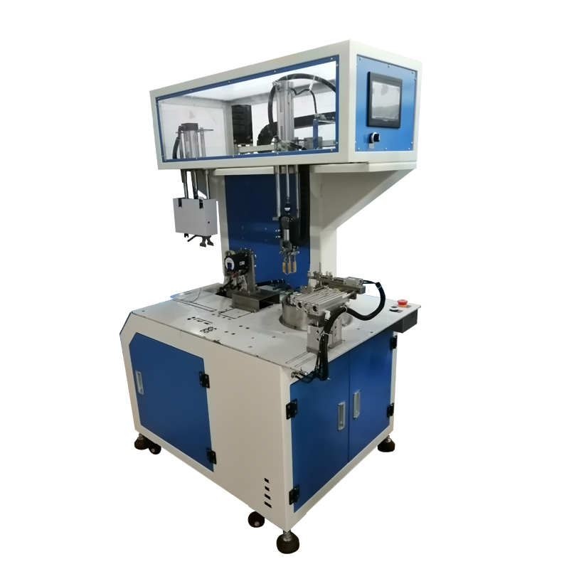 Automatic wire binding machine/cable tie/cable winding machine