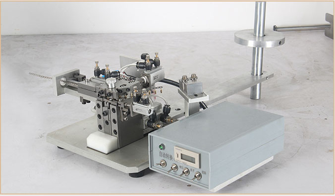 I-PEX Terminal Crimping Machine, Coaxial cable crimping machine,rg6 coaxial cable and connector crimping machine (WPM-3.0 I-PEX)