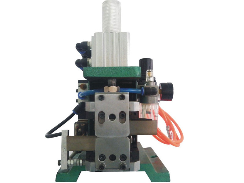 Multicore wire Stripping and Twisting Machine WPM-4F+T