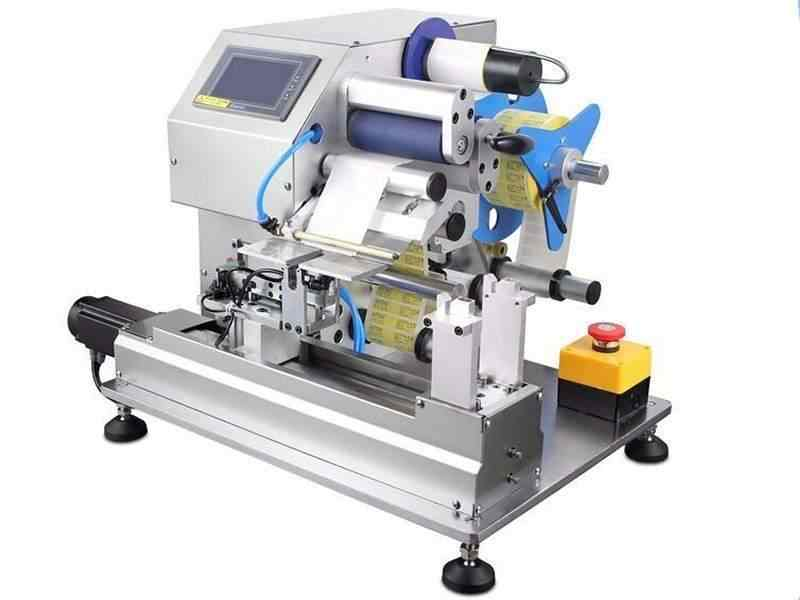 cable flag folded electronic wire labeling machine WPM-60C