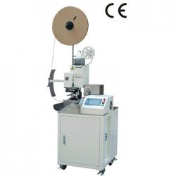 Automatic Wire Cutting Stripping Twisting and Crimping Machine WPM-158
